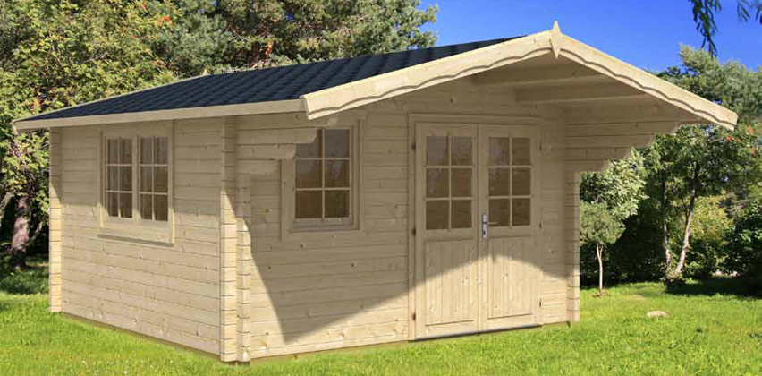 Peacock Woodcraft The Enzo C1 Bunkie